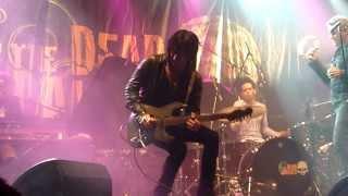 The Dead Daisies - Washington  - Ironworks - Inverness - 5th Dec 2013