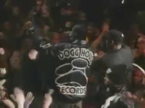 N.W.A. Live - Last Performance &quot;Chin Check&quot; ft. Snoop