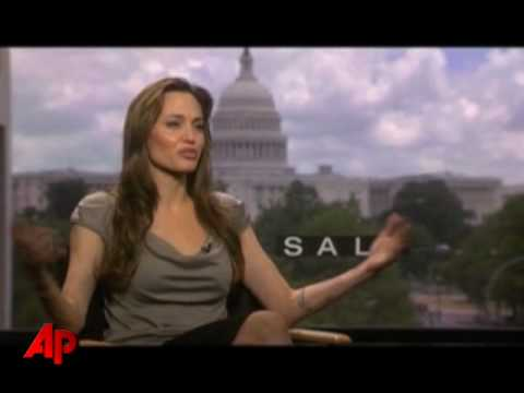 Angelina Jolie: Adrenaline Junkie Video