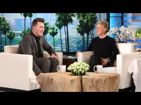 Sam Smith on Coming Out of the Closet