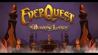 EverQuest: The Burning Lands Expansion Stream