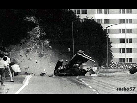 Norisring - 1971 - Pedro Rodriguez fatal crash