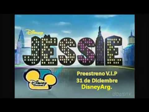 Jessie - Nueva Serie Disney Channel - Cancion De Apertura - Subtitulada. video