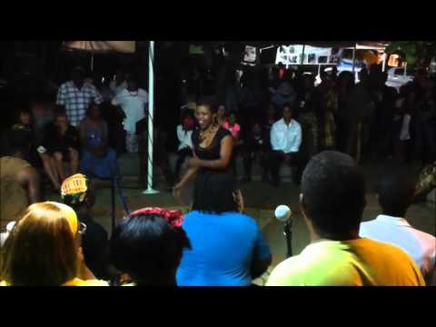 Lewoz Pointe-Noire plage Caraïbe 26 mars 2016