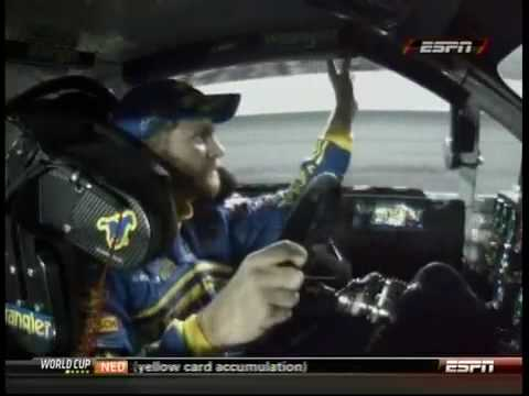 Dale Earnhardt Jr. Wins the 2010 Subway Jalapeño 250 at Daytona in the #3!!!!!!!!!!!!! Video