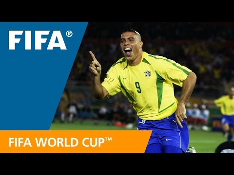 Brazil's Best World Cup Goals! OFFICIAL COMPILATION