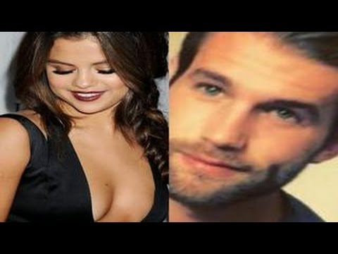 Selena Gomez Sexy Flirting With German Model Andre Hamann - Making Justin Bieber Jealous video