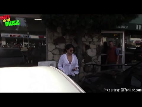 Selena Gomez Sexy Flirting with German Model Andre Hamann - Making Justin Bieber Jealous