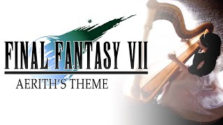 """Aerith's Theme"" from Final Fantasy VII, on the harp"