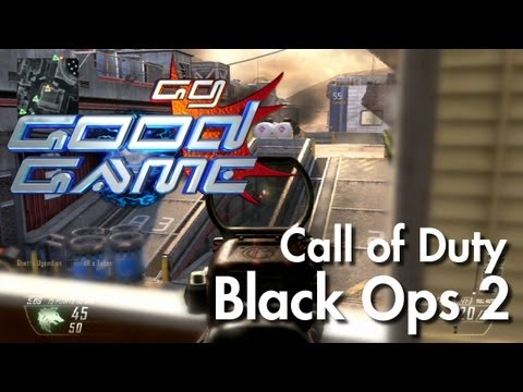 Good Game Review - Call of Duty: Black Ops 2 - TX: 20/11/12