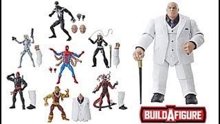 Marvel Legends Reveals/Thoughts: Spider-Man Wave Hasbro (Red Goblin, Black Cat, & Kingpin BAF)