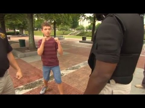 5 self-defense techniques for your children - YouTube