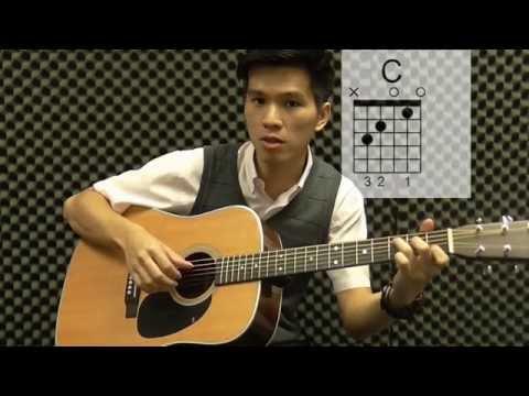 周杰伦【彩虹】吉他教学 建德吉他教程 (完整版) #34