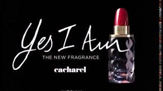 Musique Cacharel pub parfum Yes I Am