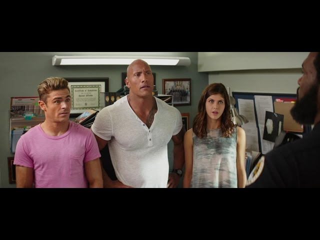 Baywatch - Official Trailer #1