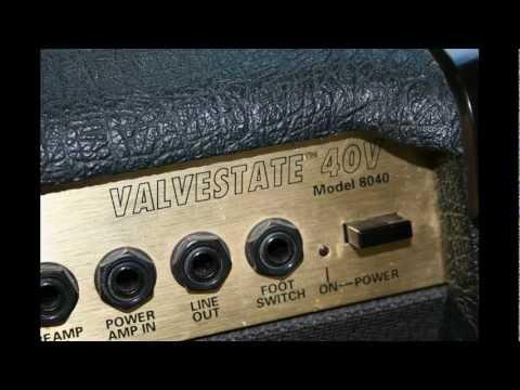 Demo Marshall Valvestate 40V 8040