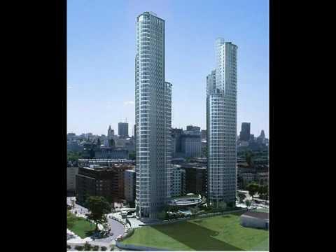 Los Edificios y torre mas altos de argentina HD