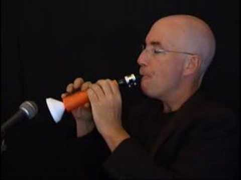 Carrot clarinet Video