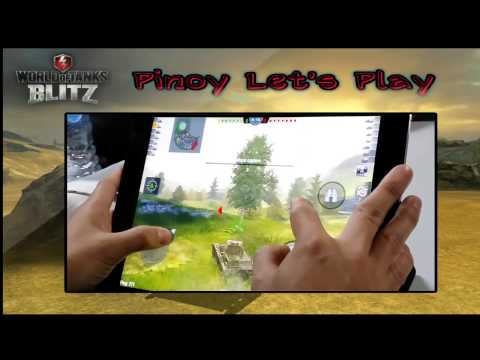 World of Tanks Blitz: Pinoy gameplay (Tagalog commentary) #2