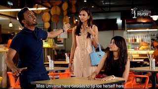 The Next Miss Universe Malaysia 2016 | The Perfect Date by Ernest Ng