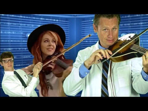 Rolf Reviews Lindsey Stirling for Disney's Pete's Dragon--Something wild ft. Andrew McMahon