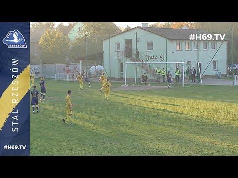 2018.10.10 #H69.TV | BRAMKI | PP Strumyk Malawa - Stal Rzeszów 0:8