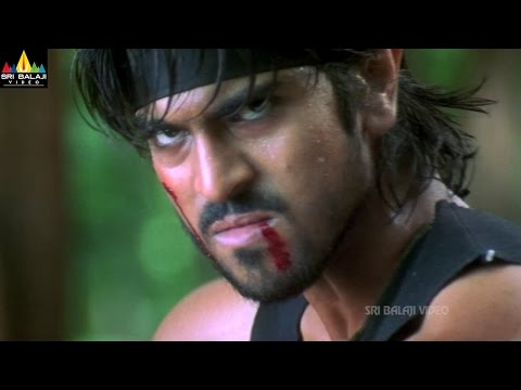 Chirutha Movie Action Scenes Back to Back | Ram Charan, Prakash Raj, Ashish Vidyarthi