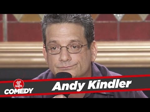 Andy Kindler Stand Up - 2013