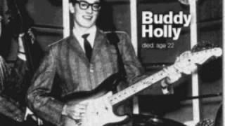 Buddy Holly Crying Waiting Hoping