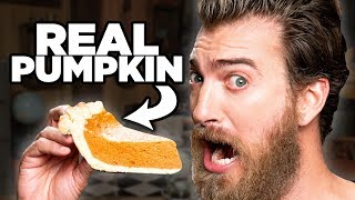 REAL Pumpkin Pie Taste Test