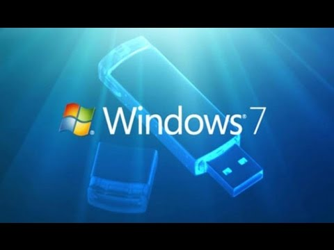 Comment installer Windows 7 à partir d'une clé USB