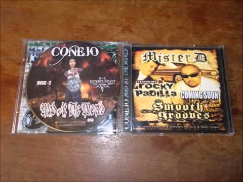 SOUTHLAND GANGSTER CLICK- CONEJO (MAD AT THE WORLD DISC 2