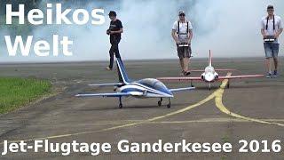 Jet Flugtage Ganderkesee 2016 Rc Jet Flugmodelle Modellbau