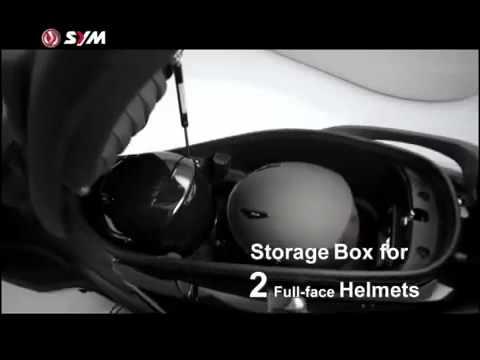 2012 Sym Joymax 300i