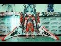 Lagu Review MG Astray Turn Red Bandai
