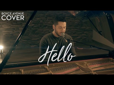 download lagu Hello - Adele Boyce Avenue Piano Acousti gratis