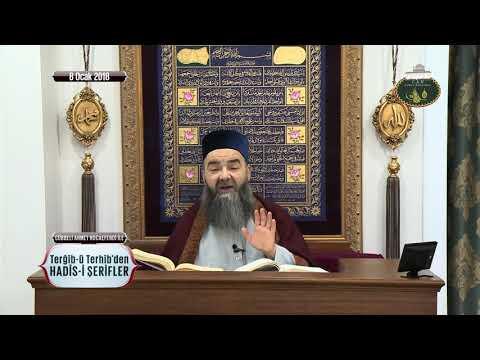 Cübbeli Ahmet Hoca ile Hadis-i Şerifler 57. Bölüm 8 Ocak 2018