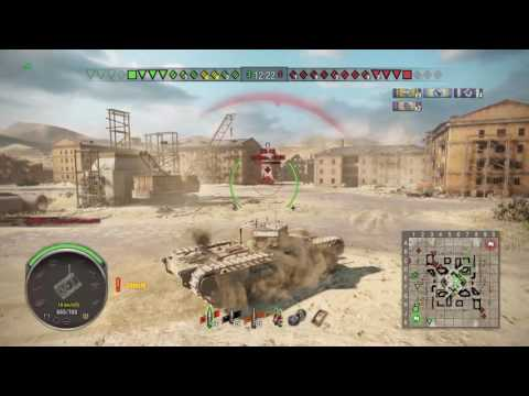 World of Tanks PS4 - Churchill I Master