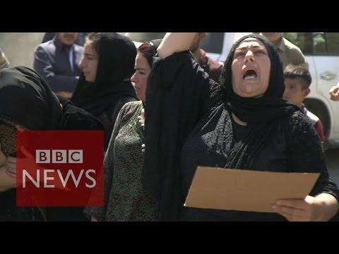 Turkey denies killing civilians in anti-PKK air strikes - BBC News