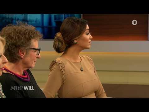"""SKANDAL ++ VERONA POOTH: DIE VERDÃ""""CHTIGE SZENE ++ Anne Will vom 12.11.2017"""