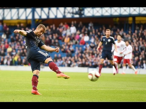 Video: Scotland 1 Georgia 0, October 11 2014