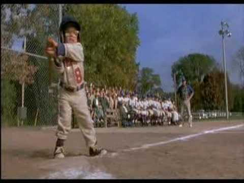 Baseball kills woman (Simon Birch)