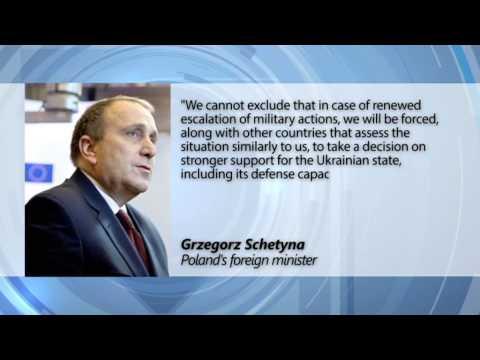 Poland-Ukraine Alliance: Poland to bolster Ukraine's army if Russia war escalates