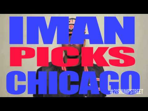 Iman Shumpert Predicts Vikings @ Bears
