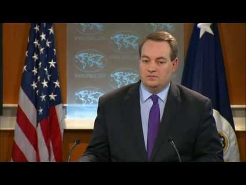 Daily Press Briefing: May 23, 2013