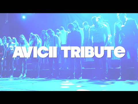 AVICII Tribute A Cappella - V.O.I.C.E Vienna Pop & Jazz Choir I Avicii