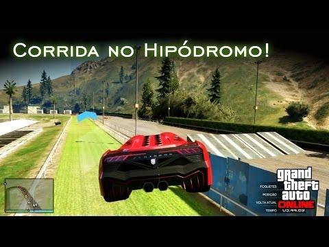Corrida no Hipódromo! | GTA Online [PT-BR]