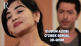 Vijdon azobi (o'zbek serial) | Виждон азоби (узбек сериал) 28-qism