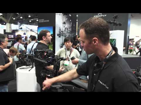 Freefly Movi M15 - NAB 2014 - Magnanimous Media