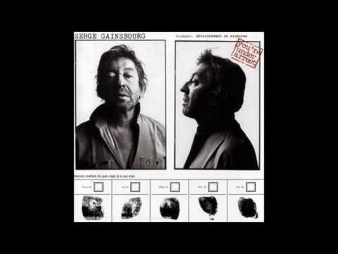 Serge Gainsbourg - Dispatch Box